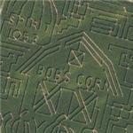 'Bob's Corn Maze' (Google Maps)