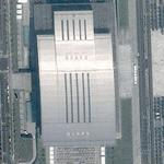 Beijing National Indoor Stadium - 2008 Summer Olympics (Google Maps)