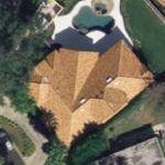 Aubrey Huff's House (Google Maps)