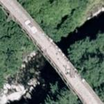 Canyon Creek bridge - Bungy jumping (Google Maps)
