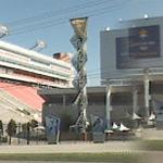 Salt Lake City 2002 Cauldron (StreetView)