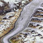 Glacial Highways (Google Maps)