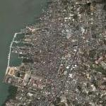 Chonburi city (Google Maps)