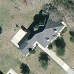 Leroy Burrell's house (Google Maps)