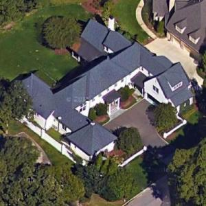 Bill Cowher's House (Google Maps)