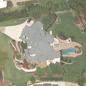 Bill Cowher's House (Former) (Google Maps)