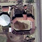 Campo Bravo bloodless bullfighting ring (Google Maps)