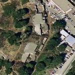 Five San Francisco Defense Batteries (Google Maps)