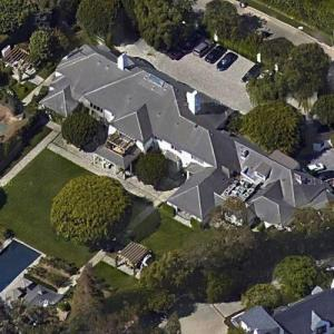 Jimmy Iovine's House (Google Maps)