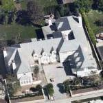 Chris O'Donnell's House (Google Maps)