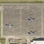 C130s at Anchorage Airport (Google Maps)