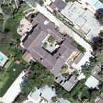 Larry Page's house (Google Maps)