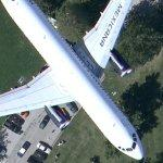 Mexicana jet (Google Maps)