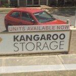 Kangaroo Storage