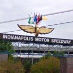 Indianapolis Motor Speedway sign