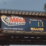 $17 Million jackpot - Lottery (StreetView)