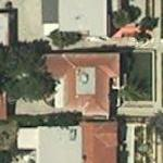 Jon Hamm's House (Google Maps)