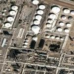 OMV oil refinery (Google Maps)