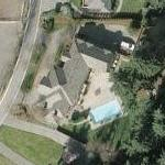 Jarrod Washburn's House (Google Maps)