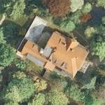Brad Pitt and Angelina Jolie house (rented) (Google Maps)