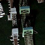 Commodore Schuyler F. Heim Lift Bridge (Google Maps)