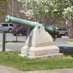 Cannons at Zoo Atlanta (StreetView)