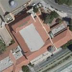 San Jose Civic Auditorium (Google Maps)