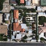 Michael Jackson's house (rental - former)