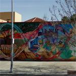 Mexican Heritage Plaza Mural