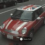 "Mini Cooper ""Union Jack"""