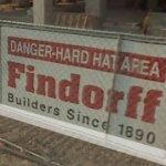 Danger - Hard Hat Area