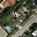 Courtney Love's House (former) (Google Maps)