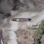 Mukilteo shipwreck (Google Maps)