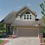 Shawn Johnson's House (StreetView)