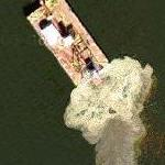 Dredging Long Beach Harbor (Google Maps)
