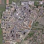 Erdölwerk Holstein (Shell Heide refinery)