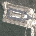 Bermed Bunker? at Atlantic City Airport (Google Maps)