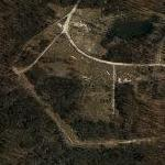 Burial Site of the world's First Nuclear Reactor (Google Maps)