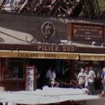 Pilier Sud - La Tour Eiffel