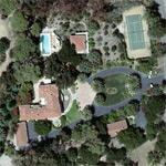 David Hitz's house (Google Maps)
