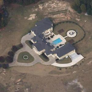 Creflo Dollar's House (Google Maps)