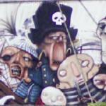 Graffiti Pirates