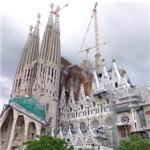 Sagrada Familia by Antoni Gaudí