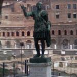 Statue of Roman Emperor Trajan