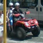 All-terrain vehicle (StreetView)