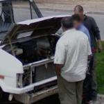 What's under the hood? (StreetView)
