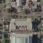 Folger Shakespeare Library and Theater (Google Maps)