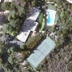 Roger Kornberg's house (Google Maps)