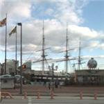 USS Constellation (StreetView)
