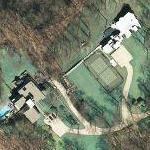 Clive Davis' House (Google Maps)
